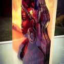 Tableau 3D - Femme