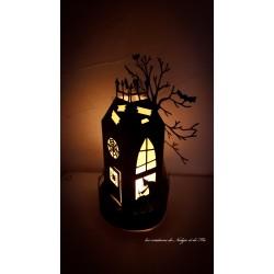 Lanterne -Maison hantée