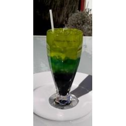 Bougie - Cocktail Coloré
