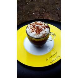 Bougie- Café/Chantilly