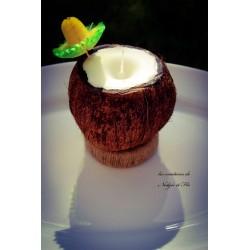 Bougie- Noix de Coco