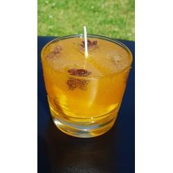 Bougie - Cocktail au CITRON ET A L'ANIS ETOILE