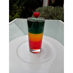 Bougie - COCKTAIL FLAMING BOB MARLEY