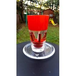 Bougie - Cocktail BICOLORE A LA CANNELLE